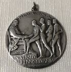 Sterling Silver University Of Pennsylvannia One Mile Relay Medal