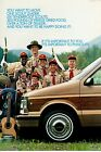 1988 Vintage print ad Car Plymouth Voyager Boy Scout Leader Tenderfoot Happy ad