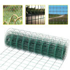 Green/galvanised Barrier Wire Post Hole Stakes Chicken Mesh Garden Economy Fence