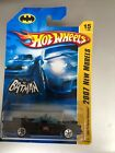hot wheels 2007 batmoblie 1966 verison