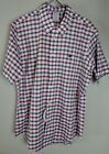 Brooks Brothers SS Regent Gingham Plaid 100% Supima Cotton Sport Shirt $82 NWT