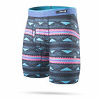 "Stance Underwear ""Neo Tec"" Boxer Brief (Black) Men's Graphic Boxers Briefs"