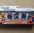 Transformers 2014 30th Anniversary Figurines + 3D Puzzle Piece Collector's Cards For Sale