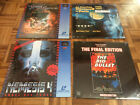 16 x LASERDISC Laser Disc,Grusel,Action,Sience Fiction,OVP,Top Zustand