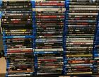 Bluray Movies Pick Your Movie! $4.99 Each Buy 6 Get 1 FREE!!! A Lot of Choices!