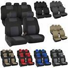 Auto Seat Covers for Car Truck SUV Van - Universal Protectors Polyester 8 Colors $22.95 USD on eBay