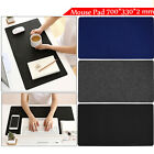 Large 70cm Gaming Mouse Pad Extended Desktop Computer Mousepad Table Cushion Mat