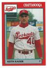 1990 Grand Slam Chattanooga Lookouts Minor League Baseball card Pick your player