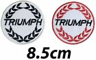 REDBLACK ROUND Triumph Super Motorcycle Iron on Sew On Embroidered Patch €2.12 EUR on eBay