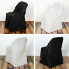 CHAIR COVERS Stretch Scuba Folding Wedding Reception Party Decorations Supply