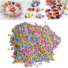 DIY 50g Polymer Clay Fake Candy Sugar Sprinkle for Phone Case Decoration BPV image