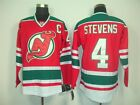 NWT Scott Stevens New Jersey Devils NHL Jersey CCM Vintage Throwback M L XL XXL