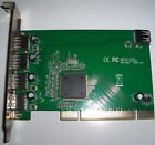 NEC Chipset D720101GJ PCI Controller to 5 USB 2.0 PORTS DEKSTOP PC ADAPTER