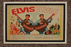 Elvis Presely Lobby Card Poster Double Trouble