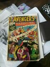 AVENGERS #7, #56 AND FANTASTIC FOUR #89- LOT OF 3 SILVER AGE COMIC BOOKS