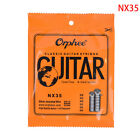 1Set Classic Classical Guitar Strings Nylon and Silver Plated Wire NX Series FTE