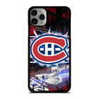 MONTREAL CANADIENS iPhone 5/5S/SE 6/6S 7 8 Plus X/XS Max XR Case $15.9 USD on eBay