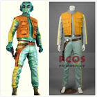 Star Wars 4 A New Hope Greedo Cosplay Costume Cos $79.06 CAD on eBay