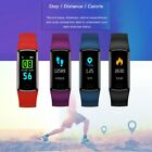 Heart Rate Sleep Monitoring Bluetooth 4.0 Smart Bracelet Watch Fitness Tracker
