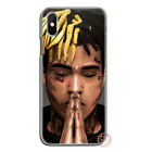 LLJ XXXTentacion Phone Case Skin Hard Cover For iPhone All Models - LLJC20