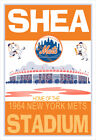 New York Mets Shea Stadium poster on Ebay