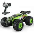 RC Cars 1:18 Truck 24G Electric Brushed Monster Truck 15kmh SHIP FROM US