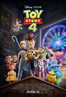 Disney Pixar Toy Story 1 2 3 4 Movie Poster Set (All 4 Posters) 11x17 13x19 USA