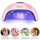 LED Nail Gel Dryer Lamp Quick -Drying Nail Polish Curing Machine Phototherapy HL
