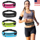 Sports Fanny Pack Belly Waist Bum Bag Fitness Running Jogging Cycling Pouch Case image