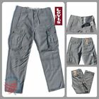 Levis Ace Cargo Pants Mens Relaxed Fit 100 Cotton MANY SIZES BRAND NEW
