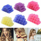 12pcs Self Grip Hair Roller Cling Any Size DIY Hairdressing Hair Curlers Styling