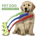 Dog Puppy Ball Launcher Thrower Dog Toy Exercise Fun Tennis Ball UK Stock