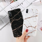 Marble Ultra-thin Hard Case Cover For iPhone 6 6s 7 8 Plus Xr Xs Max Shockproof