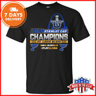 St. Louis Blues Stanley Cup Champions T-Shirt Play Gloria We All Bleed Blue S-6X $11.99 USD on eBay
