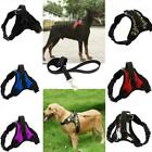 No Pull Adjustable Quality Nylon Harness Vest For Dog Belt Sup Traction Pet F0D9
