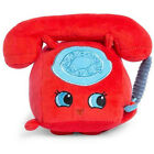 """Shopkins Chatter Phone 6"""" Soft Plush Figure Doll Toy Happy Place Shoppies"""