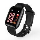 Fitness FIT#BIT Smart Watch Activity Tracker MENS KIDS FOR Android iOS
