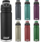 Coleman 24 oz. Free Flow Autoseal Insulated Stainless Steel Water Bottle image