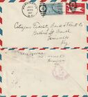 US 1947 COMMERCIAL SPECIAL DELIVERY FLOWN COVER WASHINGTON DC TO LOUISVILLE KEN