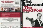 THE DEAD POOL DVD   Dirty Harry   Clint Eastwood