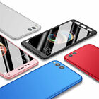 360° Full Cover Case + Tempered Glass For Xiaomi Mi 5 5S Plus 6 8 SE A1 A2 Lite $5.69 USD on eBay