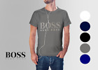 HUGO BOSS MEN'S CREW NECK ATHLEISURE T-SHIRT, PICK YOUR SIZE/COLOR