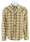 Planet Earth Ranger L/S Shirt Browns Plaid