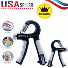 Hand Grip Trainer Gripper Strengthener Adjustable Gym Wrist Strength Exerciser  image