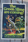 The Green Slime are Coming Lobby Card Movie Poster
