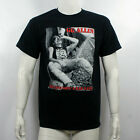 Authentic GG ALLIN You Give Love A Bad Name Punk Rock T-Shirt S M L XL 2XL NEW