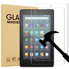 "2 Pack Tempered Glass Screen Protector For Amazon fire 7"" / HD 8""/ HD 10"" Tablet"