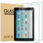 """2 Pack Tempered Glass Screen Protector For Amazon fire 7"""" / HD 8""""/ HD 10"""" Tablet"""