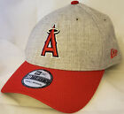 NWT NEW ERA Los Angeles ANGELS Anaheim LA 39THIRTY baseball cap hat mlb on Ebay