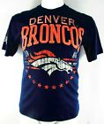 Denver Broncos NFL Men's Short Sleeve Graphic T-shirt $19.99 USD on eBay